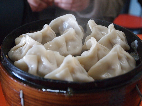 Home > > - > > Happy jiaozi! Or how to eat yourself to good fortune