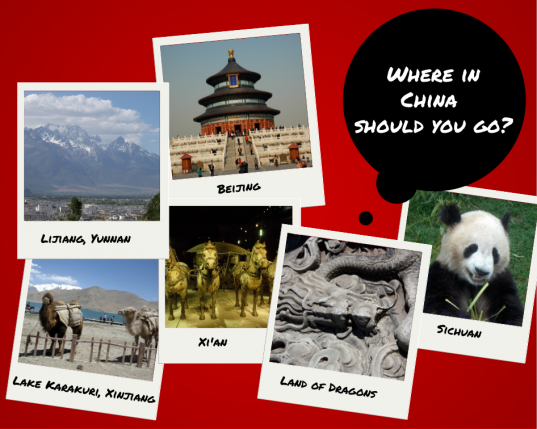 Where in China should you go?